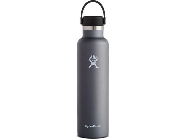 Hydro Flask Standard Mouth Flex Bottle 709ml Graphite